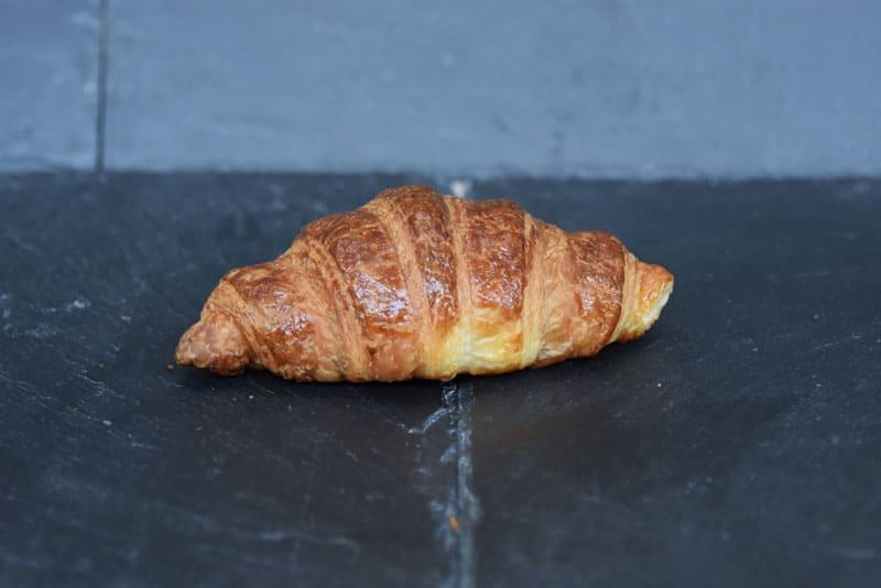 photo d'un croissant