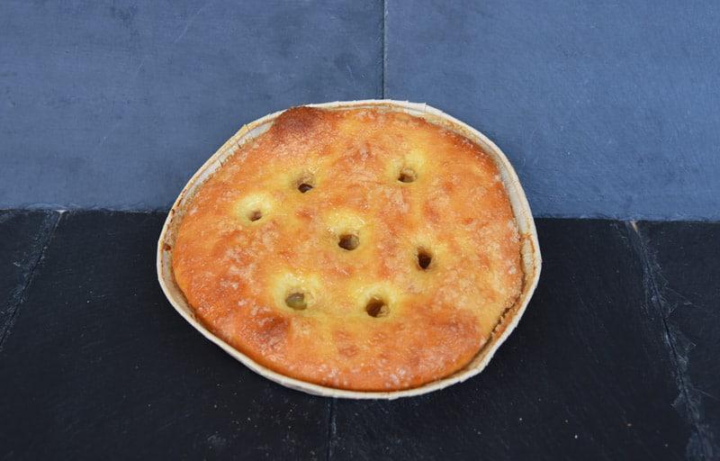 photo d'une tarte aux sucres