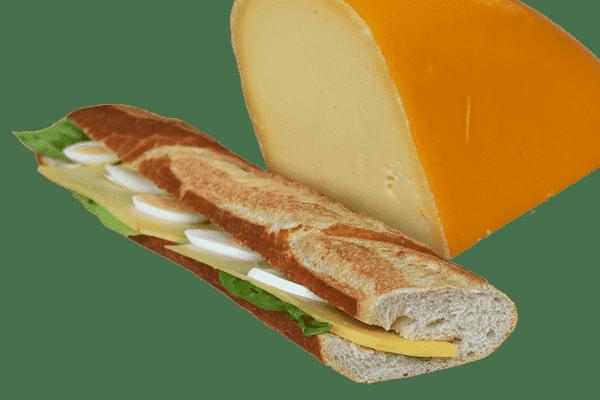 photo d'un pain blanc tranché