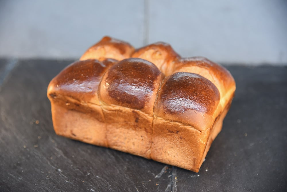 photo du pain brioche boulangerie antoine