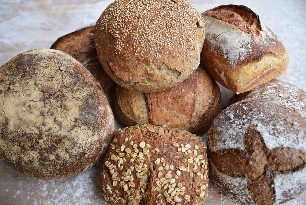 philosophie de la gamme de pain de la boulangerie antoine