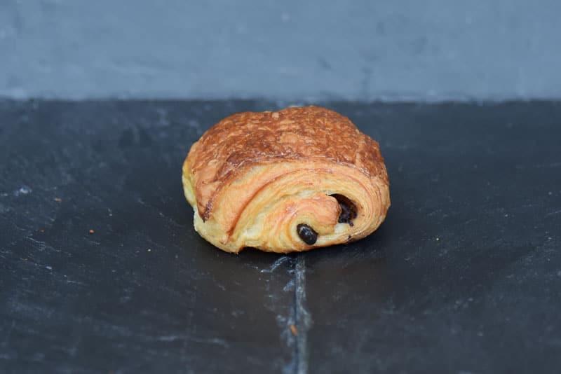 photo d'un pain au chocolat