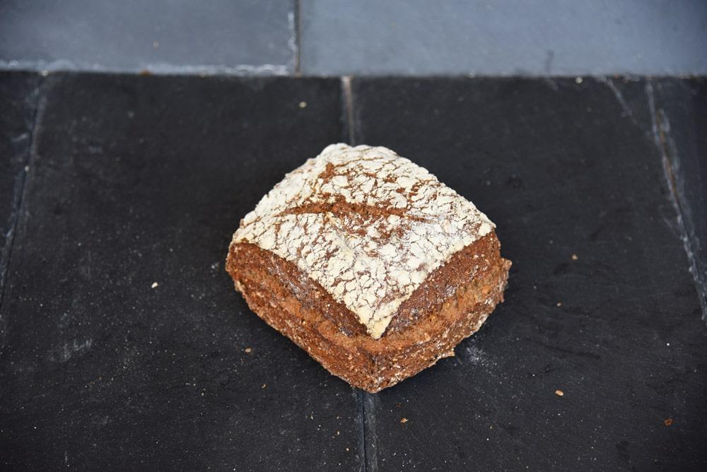 photo d'un pain fitness vue du haut